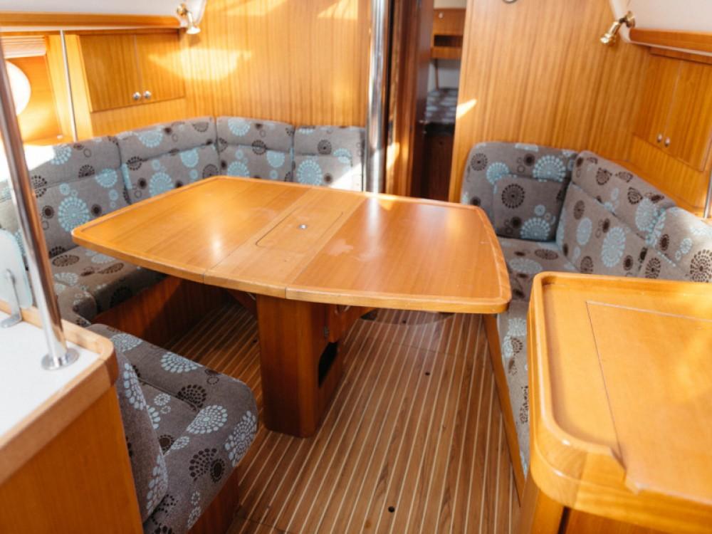Rental yacht Sukošan - Elan Elan 434 Impression on SamBoat