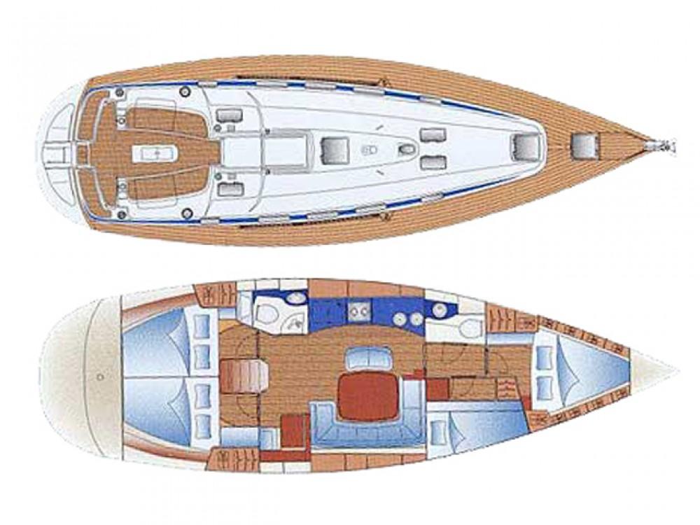 Rental yacht Sukošan - Bavaria Bavaria 44 on SamBoat