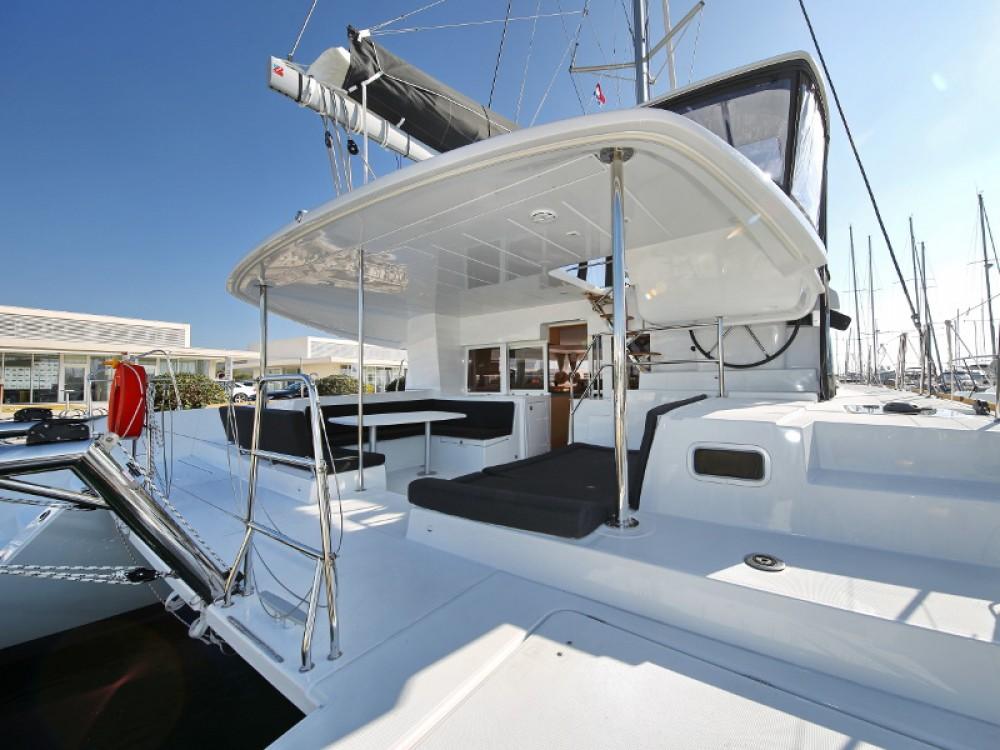 Rental yacht Sukošan - Lagoon Lagoon 450 on SamBoat