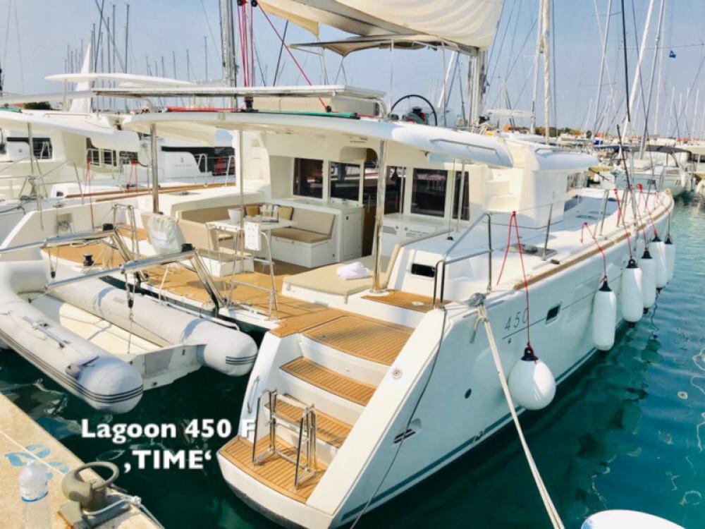 Rental Catamaran in Sukošan - Lagoon Lagoon 450 F