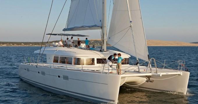 Boat rental Split cheap Lagoon 620