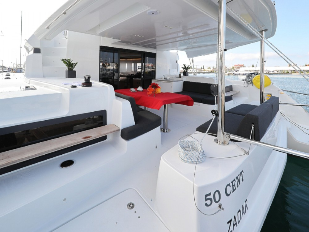 Hire Catamaran with or without skipper Lagoon Sukošan