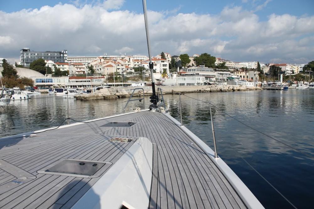 Boat rental Krk cheap D&D Kufner 54.2