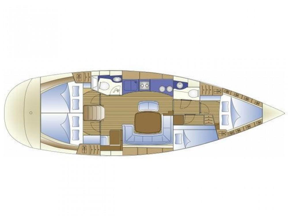 Boat rental Krk cheap Bavaria 44