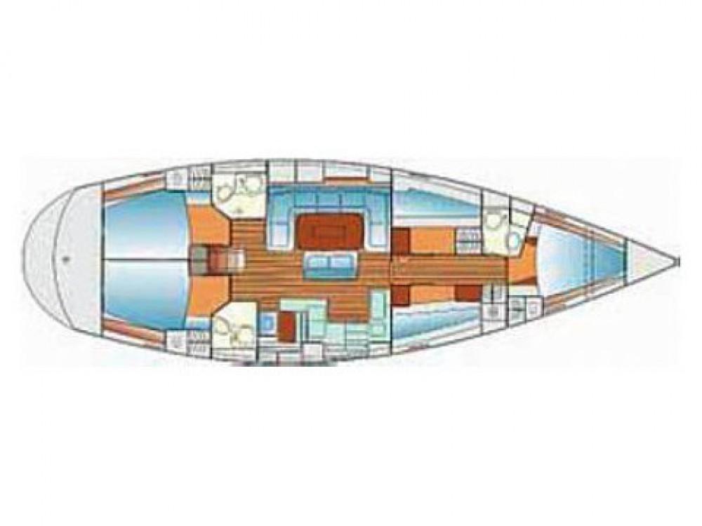 Rental yacht Baška Voda - Bavaria Bavaria 50 Cruiser on SamBoat