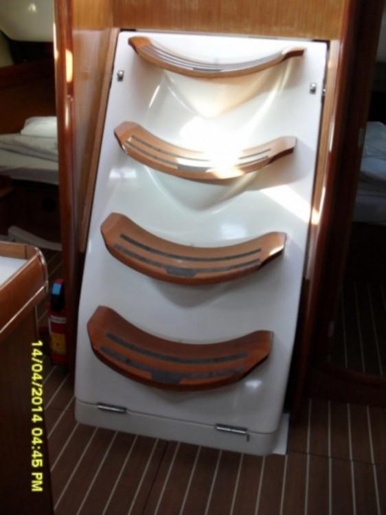 Rental yacht Grad Biograd na Moru - Jeanneau Sun Odyssey 42i on SamBoat