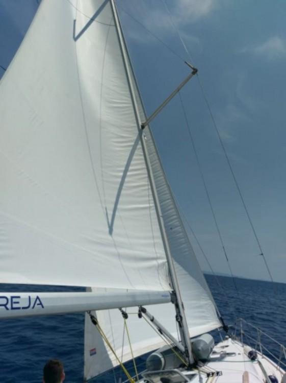 Boat rental Grad Biograd na Moru cheap Sun Odyssey 42i