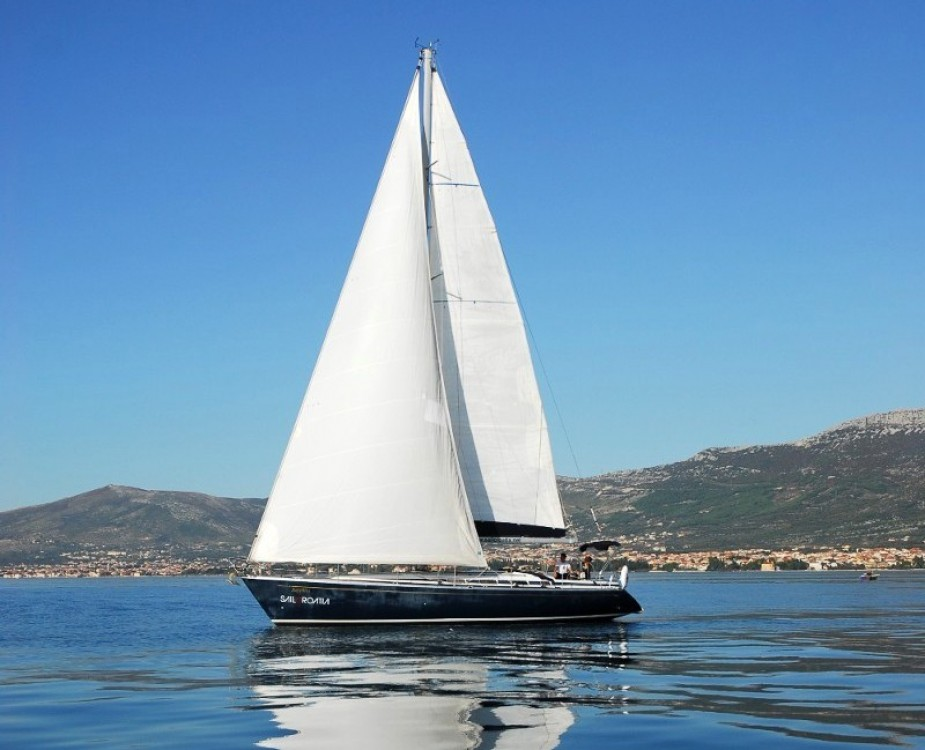 Boat rental Trogir cheap Grand Soleil 46.3