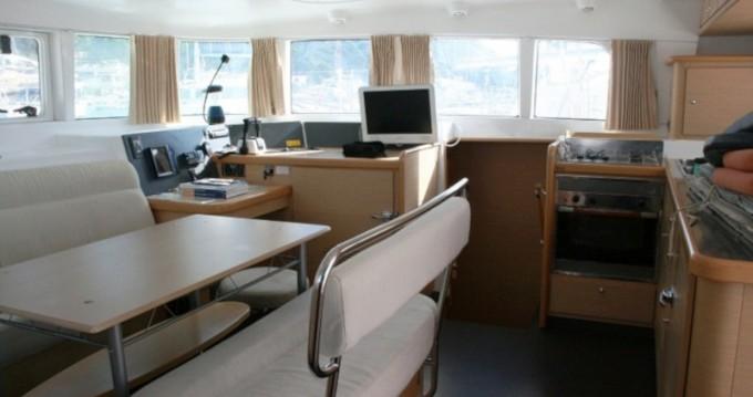 Rental Catamaran in Trogir - Lagoon Lagoon 440