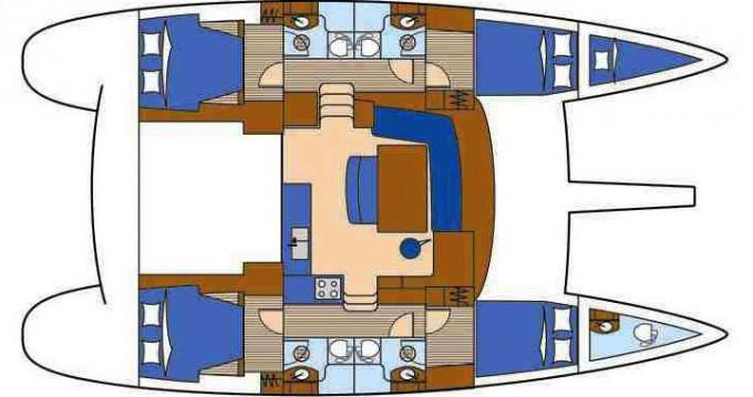 Rent a Lagoon Lagoon 440 Trogir