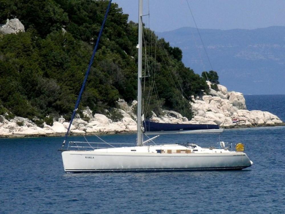 Rental yacht Trogir - Salona Salona 45 on SamBoat