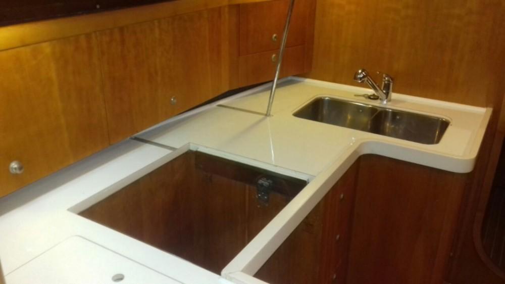 Boat rental Trogir cheap Salona 45