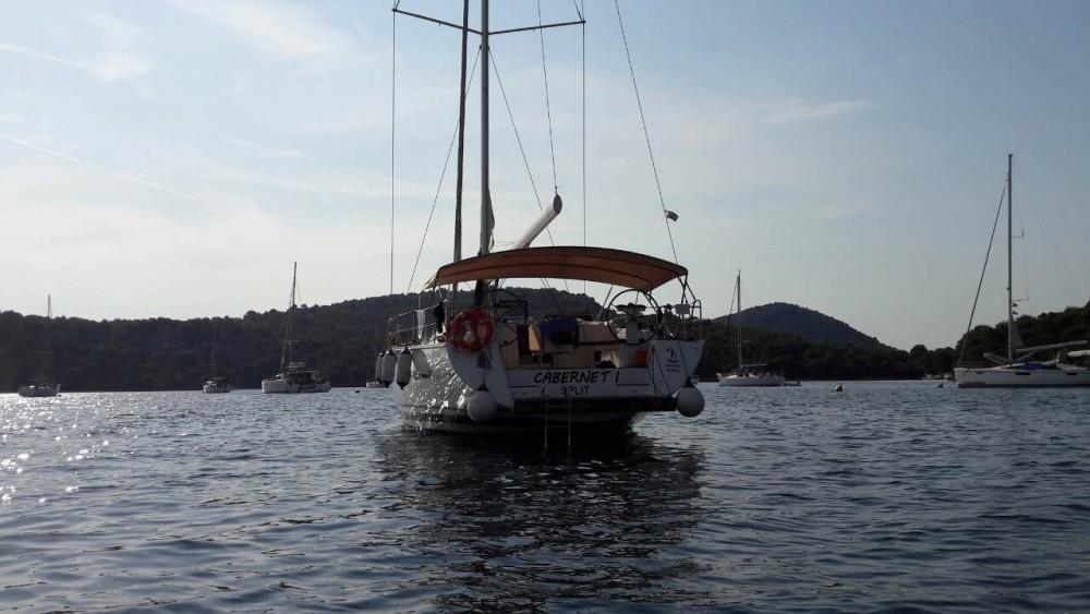 Boat rental Trogir cheap D&D Kufner 54.1