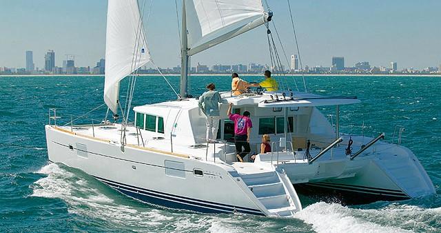 Rental Catamaran in Murter - Lagoon Lagoon 410 S2