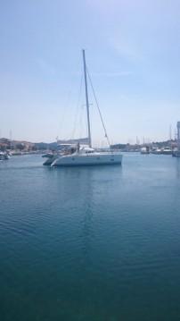 Boat rental Murter cheap Lagoon 410 S2