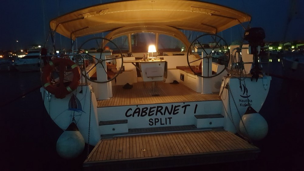 Rental yacht Trogir - D&d D&D Kufner 54.1 on SamBoat