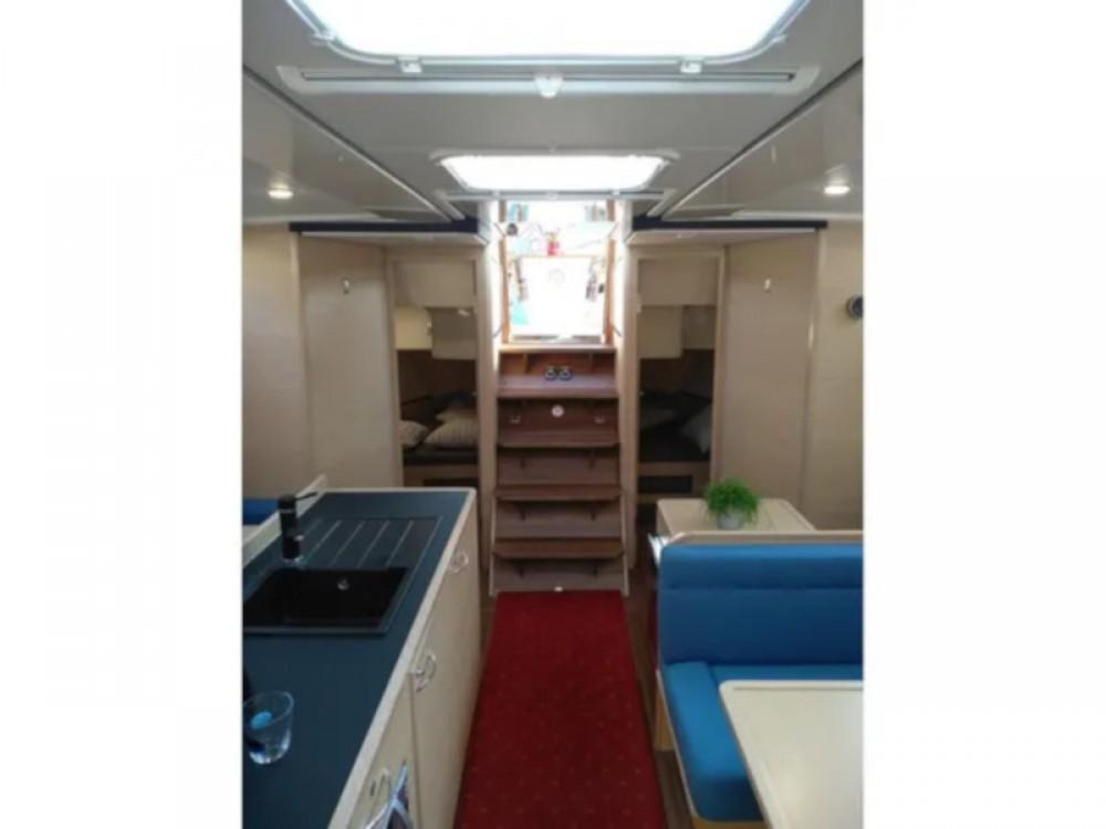 Rental Sailboat D&d with a permit