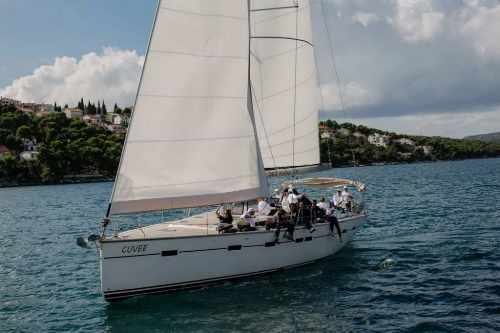 Hire Sailboat with or without skipper D&d Trogir