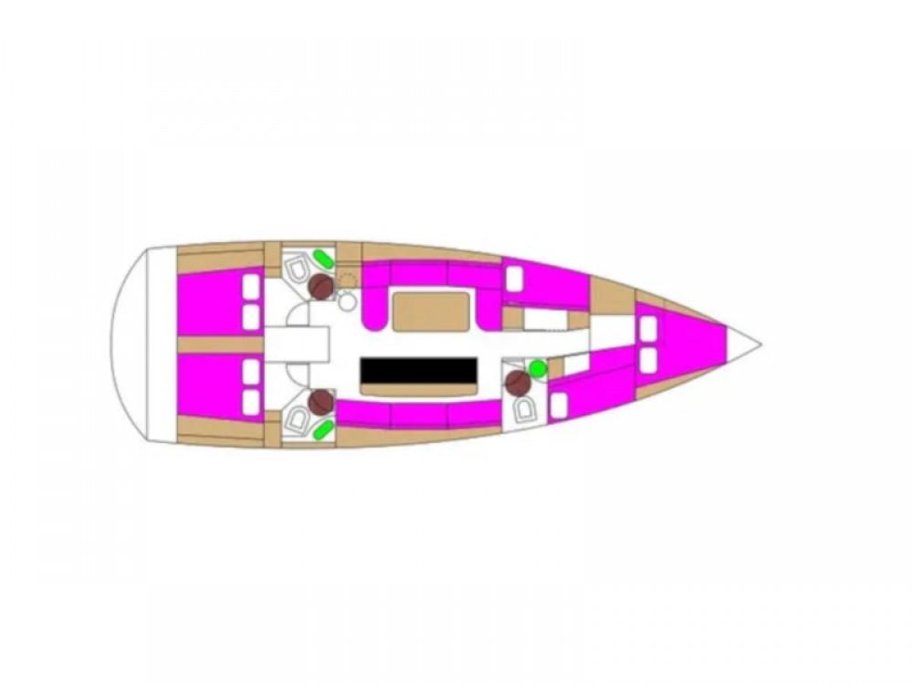 Boat rental Grad Biograd na Moru cheap D&D Kufner 50