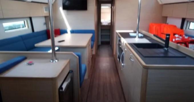 Rent a D&D Yacht D&D Kufner 50 Biograd na Moru