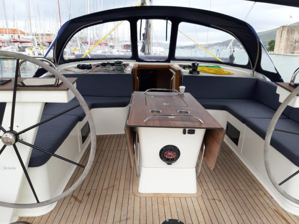 Boat rental D&d D&D Kufner 50 in Grad Biograd na Moru on Samboat