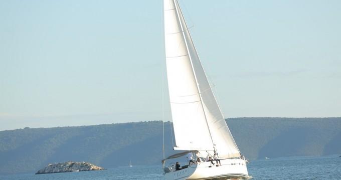 D&D Yacht D&D Kufner 54.2 between personal and professional Trogir