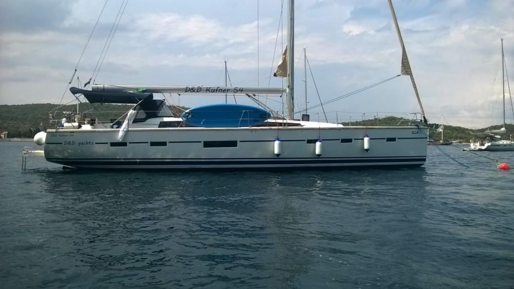 Rental yacht Baška Voda - D&d D&D Kufner 54.2 on SamBoat