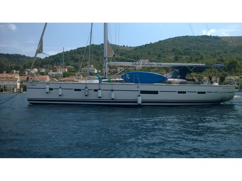 Hire Sailboat with or without skipper D&d Baška Voda