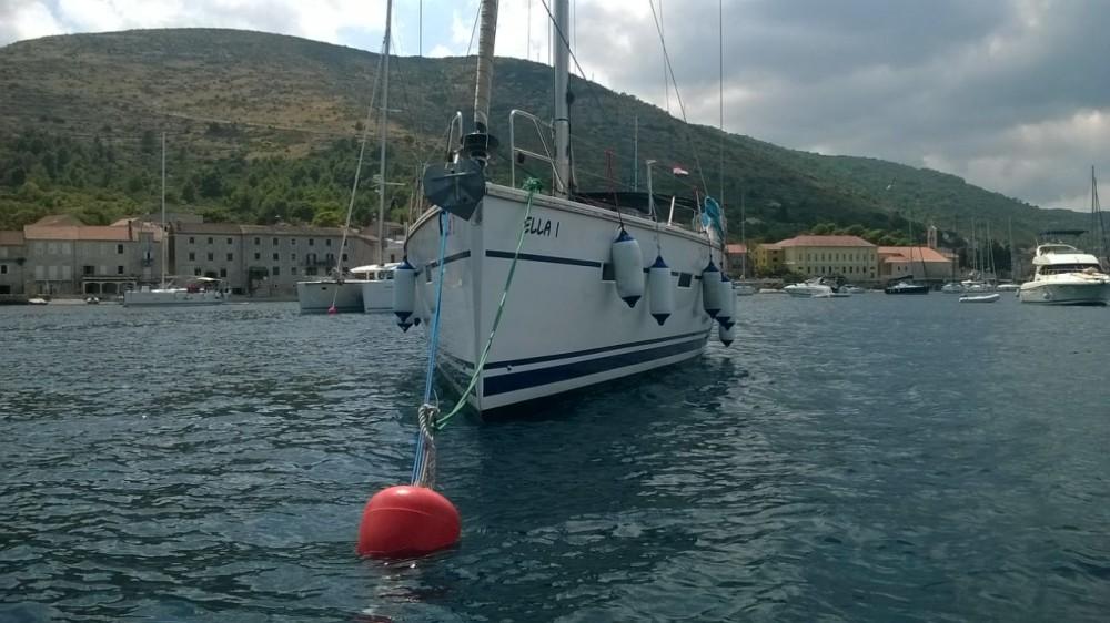 Rental Sailboat in Baška Voda - D&d D&D Kufner 54.2