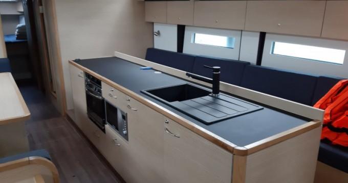 Rental Sailboat in Trogir - D&D Yacht D&D Kufner 50
