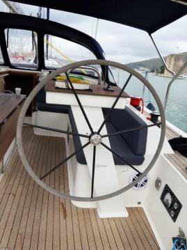 Rent a D&D Yacht D&D Kufner 50 Trogir