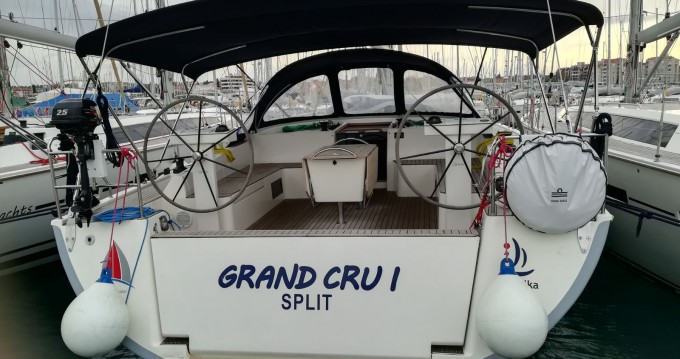 D&D Yacht D&D Kufner 54.2 between personal and professional Biograd na Moru