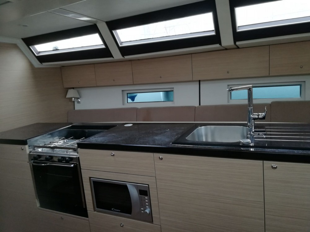 Rental yacht Grad Biograd na Moru - D&d D&D Kufner 54.2 on SamBoat
