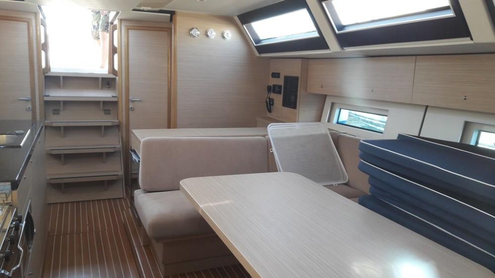 Boat rental Grad Biograd na Moru cheap D&D Kufner 54.2