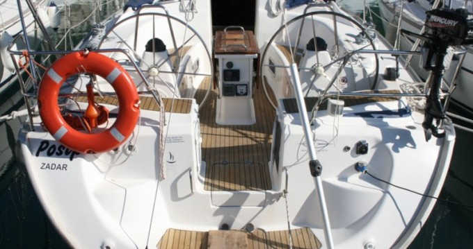 Boat rental Trogir cheap Bavaria 42 Cruiser