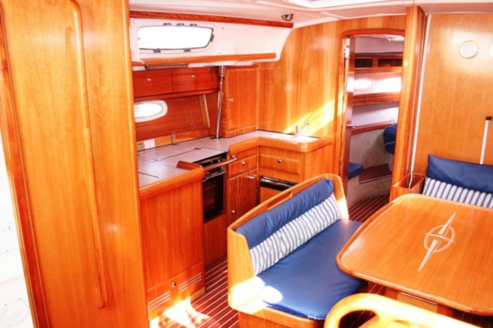 Rental yacht Trogir - Bavaria Bavaria 42 Cruiser on SamBoat