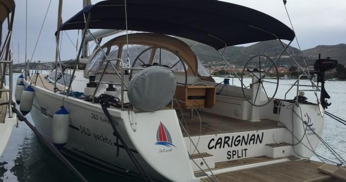Rental yacht Trogir - D&D Yacht D&D Kufner 54.1 on SamBoat