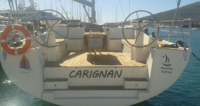 Rental Sailboat D&D Yacht with a permit
