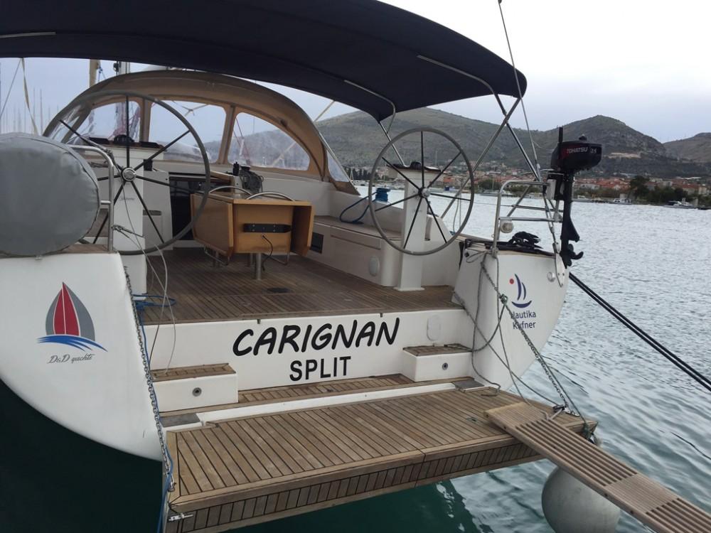 Rental yacht ACI Marina Trogir - D&d D&D Kufner 54.1 on SamBoat
