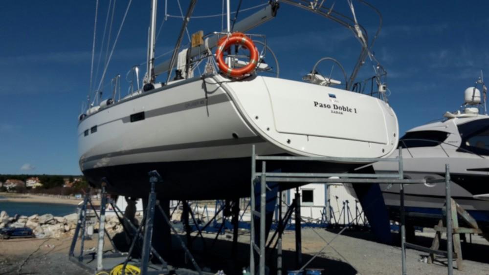 Boat rental Trogir cheap Bavaria Cruiser 45