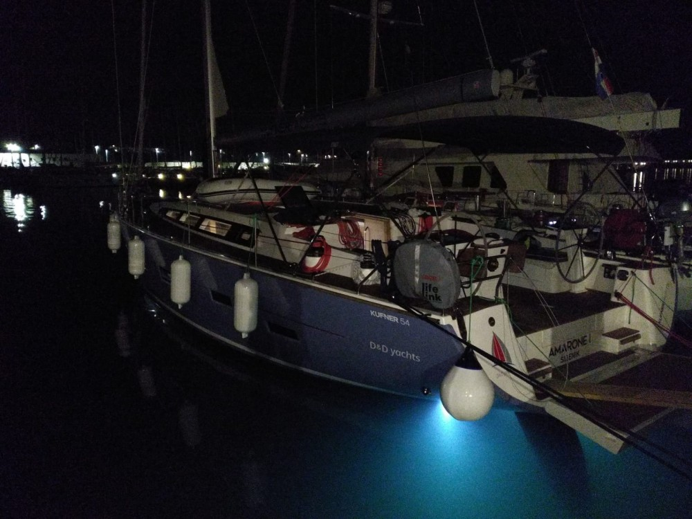 Rental Sailboat in ACI Marina Trogir - D&d D&D Kufner 54.2