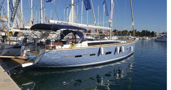 Hire Sailboat with or without skipper D&D Yacht Punat