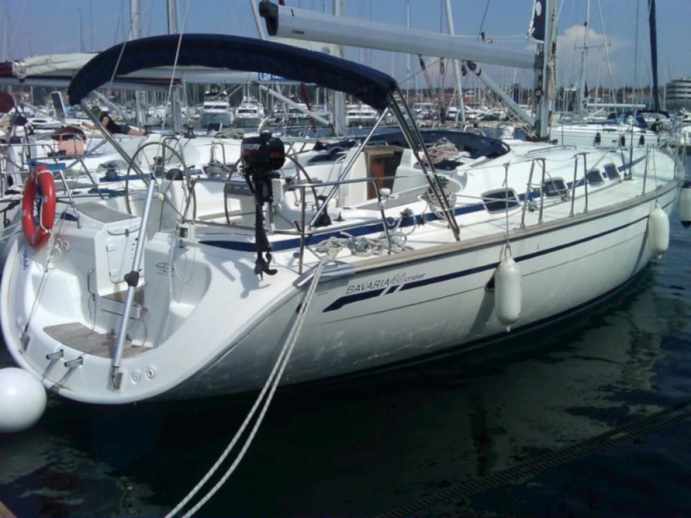 Boat rental Bavaria Bavaria 46 C in Baška Voda on Samboat