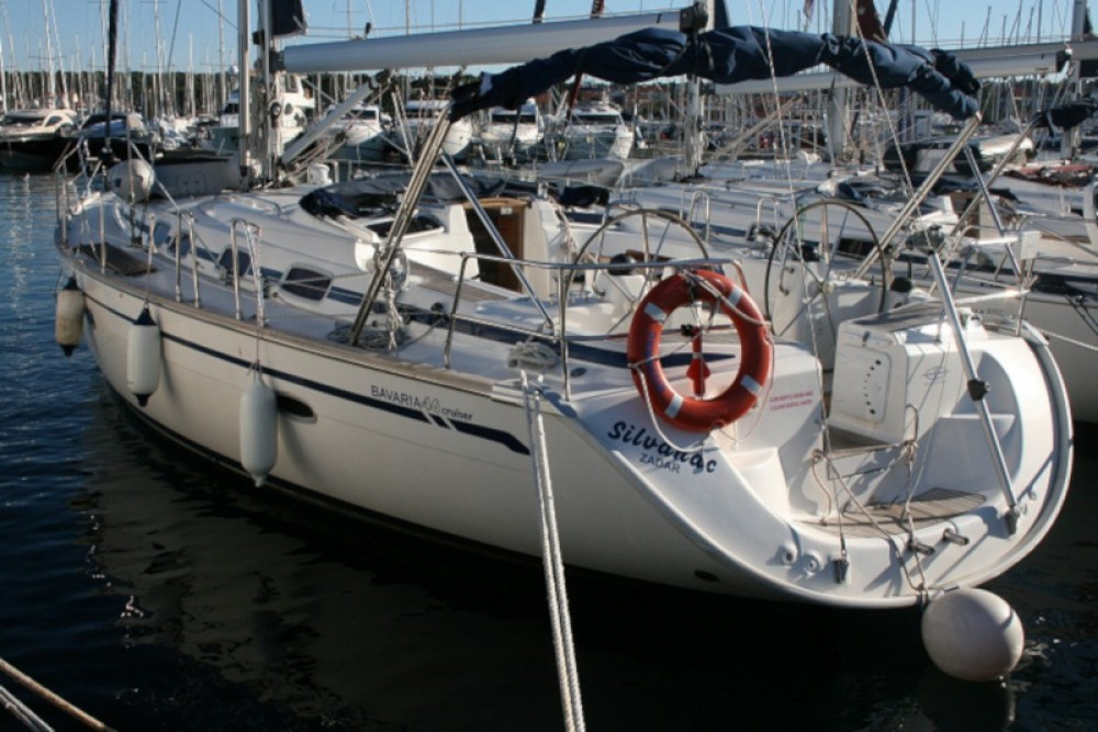 Hire Sailboat with or without skipper Bavaria Baška Voda