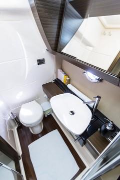 Boat rental Šibenik cheap Azimut 55 S