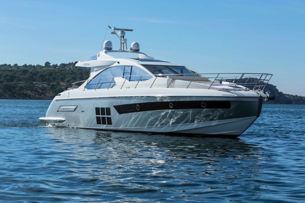 Rental Yacht in  - Azimut Azimut 55 S