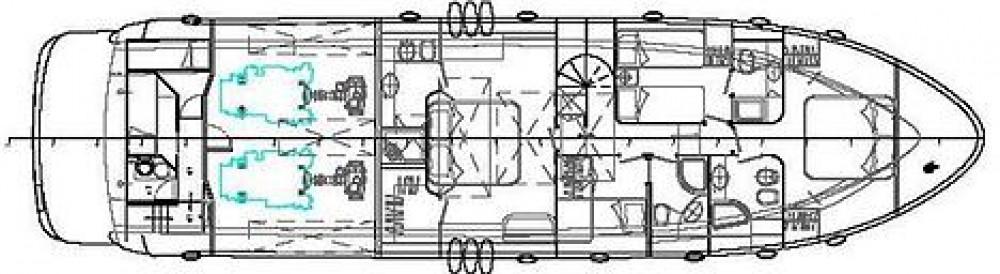 Rental yacht Šibenik - Abacus Abacus 70 Fly on SamBoat