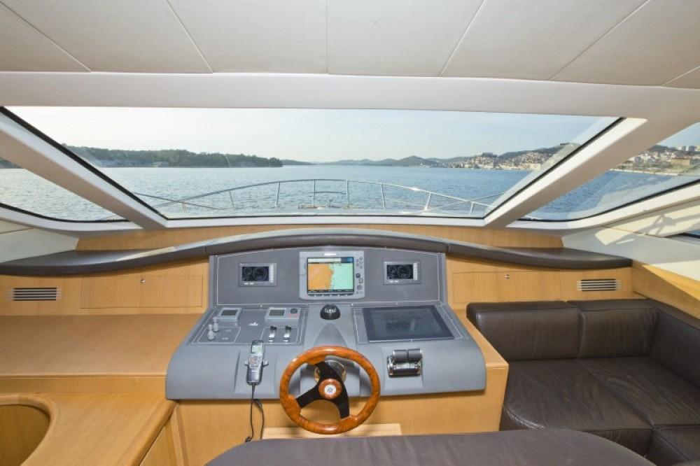 Boat rental Šibenik cheap Abacus 70 Fly