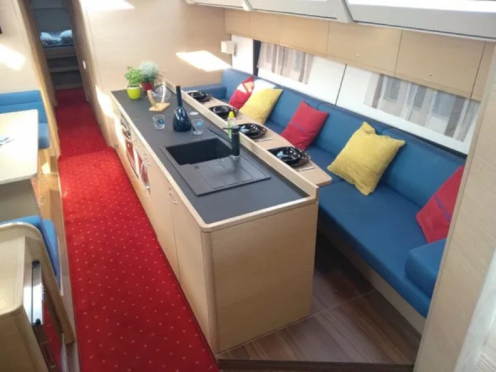 Boat rental D&d D&D Kufner 54.2 in Trogir on Samboat