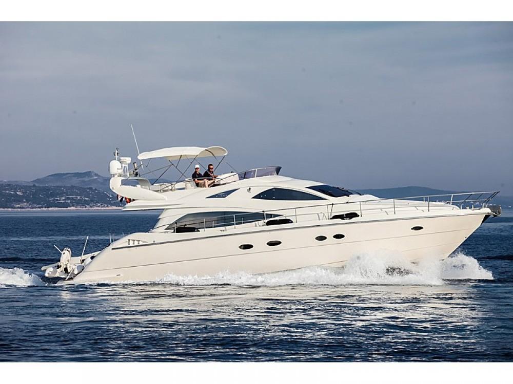 Rental Motor boat in Sibenik - Aicon Aicon 56 S Fly
